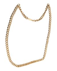 Maison Margiela - Metallic Necklace - Lyst