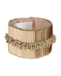 Jo No Fui | Metallic Bracelet | Lyst