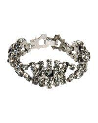 Tom Binns - Gray Bracelet - Lyst