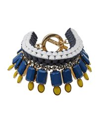 Vionnet - Blue Bracelet - Lyst