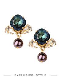 Vicki Sarge - Metallic Earrings - Lyst