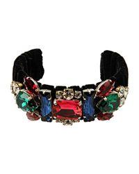 Caterina Capelli | Black Bracelet | Lyst