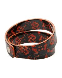 Marc By Marc Jacobs - Orange Bracelet - Lyst