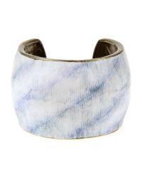 Isabel Marant | Blue Bracelet | Lyst