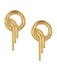 Lara Bohinc | Metallic Earrings | Lyst