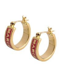 Marc By Marc Jacobs - Purple Earrings - Lyst