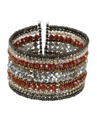 Nakamol - Purple Bracelet - Lyst