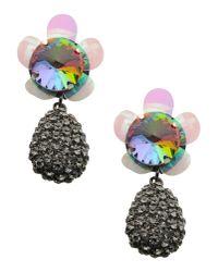 Tory Burch - Multicolor Earrings - Lyst