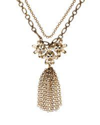 Lulu Frost - Metallic Necklace - Lyst