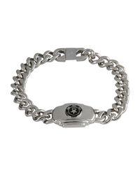 Dolce & Gabbana - Metallic Bracelet for Men - Lyst