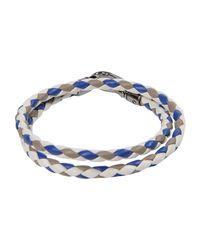 Tod's - Blue Bracelet - Lyst