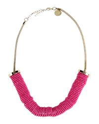 Maliparmi - Multicolor Necklace - Lyst