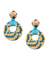 Missoni | Multicolor Earrings | Lyst