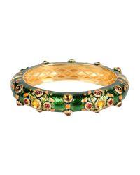 DSquared² - Green Bracelet - Lyst