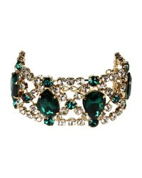 DSquared² | Green Bracelet | Lyst