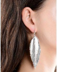 Aurelie Bidermann - Metallic Earrings - Lyst