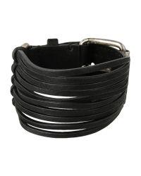 Ann Demeulemeester - Black Bracelet for Men - Lyst