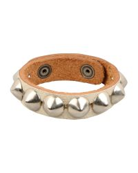 HTC - Brown Bracelet - Lyst