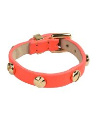 Marc By Marc Jacobs | Red Bracelet | Lyst