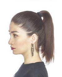 Gogo Philip - Metallic Earrings - Lyst