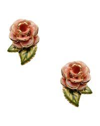 Bill Skinner - Pink Earrings - Lyst