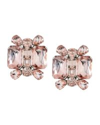DSquared² - Pink Earrings - Lyst