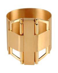 Elie Saab - Metallic Bracelet - Lyst