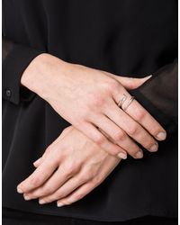 Nina Kastens Jewelry - Metallic Ring - Lyst
