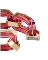 DSquared² - Pink Bracelet - Lyst