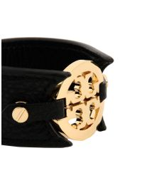 Tory Burch - Black Bracelet - Lyst