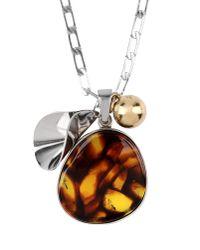 Céline - Yellow Necklace - Lyst