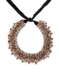 Night Market | Multicolor Necklace | Lyst