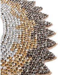 Valentino - Metallic Necklace - Lyst