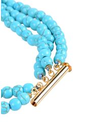 Kenneth Jay Lane - Blue Bracelets - Lyst
