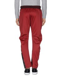 Roberto Cavalli - Red Casual Pants for Men - Lyst