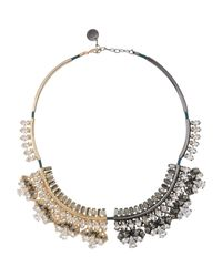 Anton Heunis | Metallic Necklace | Lyst
