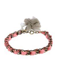 Isabel Marant - Pink Bracelet - Lyst