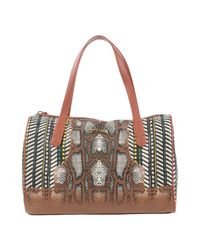Just Cavalli - Brown Handbag - Lyst