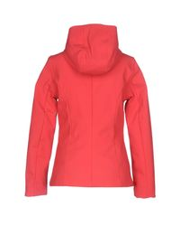 Rrd | Red Down Jacket | Lyst