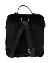 Attimonelli's - Black Backpacks & Bum Bags - Lyst