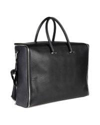 Valextra - Black Travel & Duffel Bag for Men - Lyst