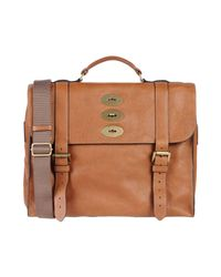 241885162cc3 Lyst - Mulberry Work Bags in Brown for Men