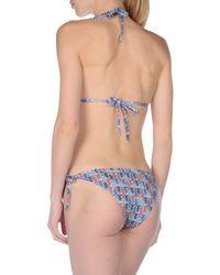 Emilio Pucci - Blue Bikini - Lyst