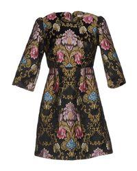 Darling | Black Short Dress | Lyst