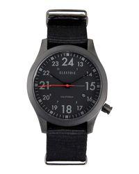 Electric - Black Wrist Watch for Men - Lyst