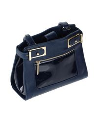 Pinko - Blue Cross-body Bag - Lyst