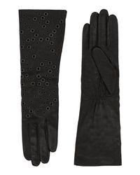 Agnelle - Black Gloves - Lyst