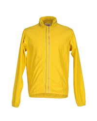 YMC - Yellow Jacket for Men - Lyst