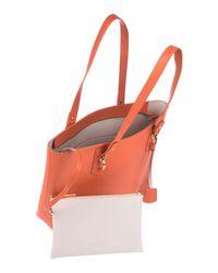 Bolso de mano Liu Jo de color Orange