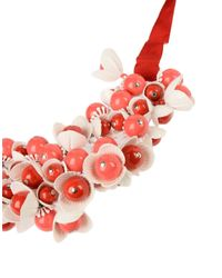 P.A.R.O.S.H. - Red Necklaces - Lyst